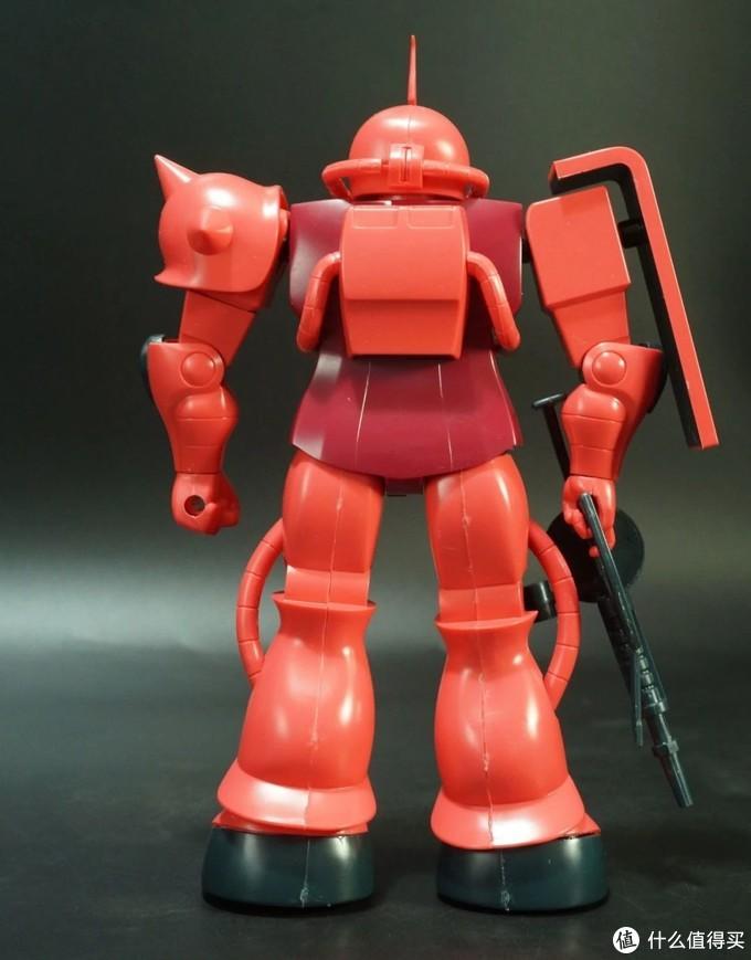 红色彗星回忆录——被模型化的反派队长机