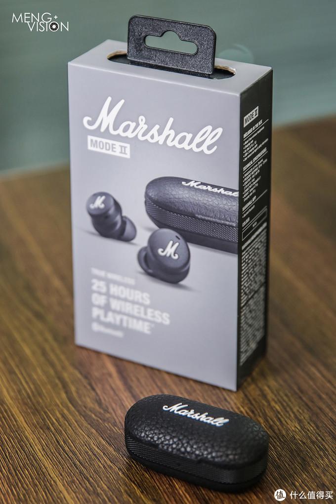 """摆脱""""线""""束,马歇尔Marshall Mode II ,轻量舒适,能量强劲!"""
