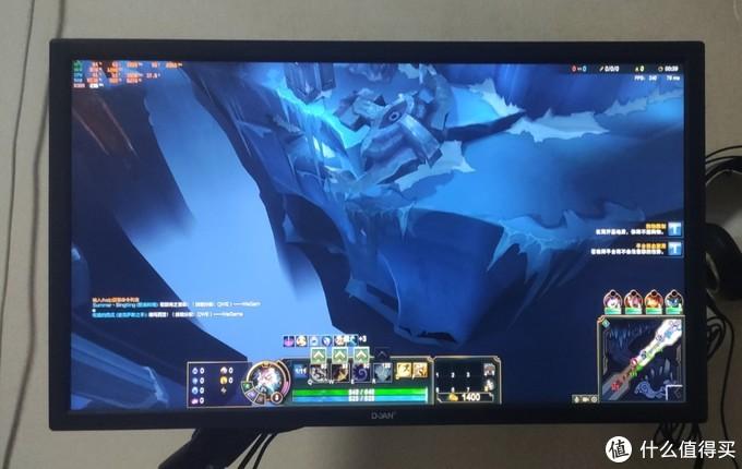 显示器是度安推出的27寸4K屏 京东方IPS面板 小黄鱼600元购入