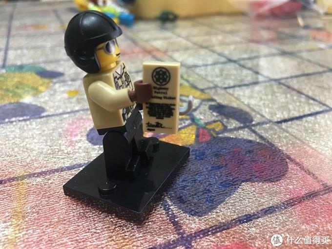 乐高人仔小测评(1)