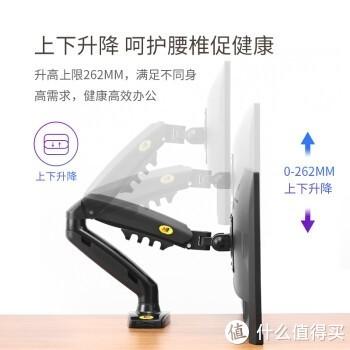 NB F80显示器支架 89元购于二手东