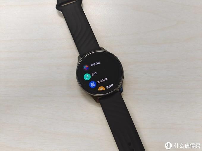 OnePlus Watch|延续一加风格的穿戴利器
