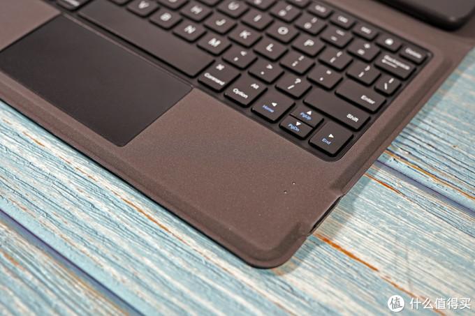 解锁iPad生产力,官方平替SMORSS无线蓝牙iPad键盘保护套上手体验