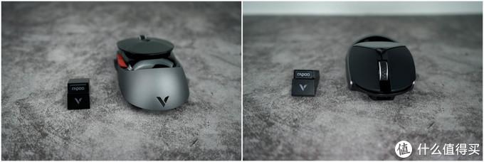 鼠标够酷,吃鸡有风度,酷炫屏显双模电竞鼠标雷柏VT960体验
