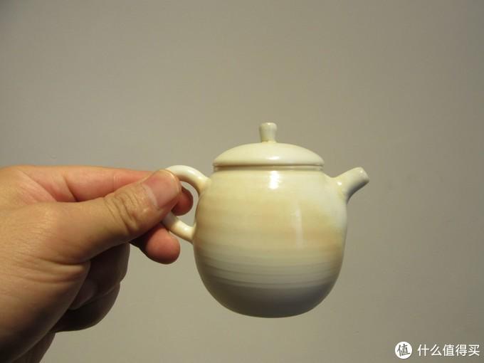 阿贡出品:柴烧茶壶(150ml)