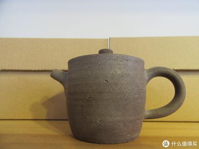 阿贡出品:柴烧茶壶1