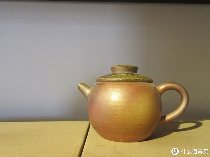 阿贡出品:柴烧茶壶5