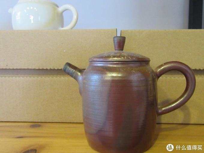 阿贡出品:柴烧茶壶6