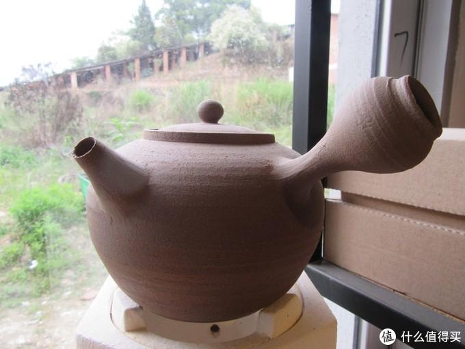 阿贡出品:柴烧茶壶11