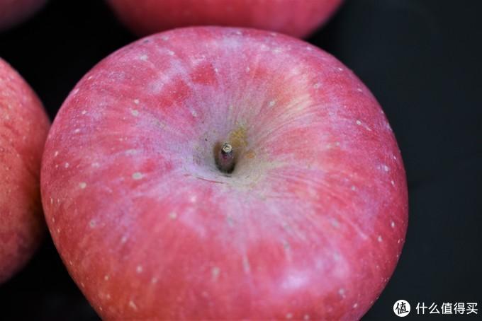 清洗前的苹果