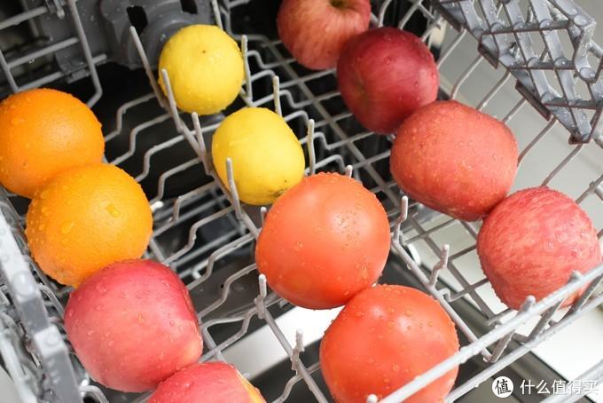 果蔬洗后的水果