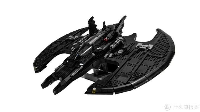 守护哥谭夜空的黑翼:乐高 76161 1989年电影版蝙蝠翼