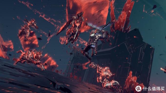 """《异界锁链》也做成了卡通渲染,但大部分战斗都是在类似""""立方体""""的地方进行,非常容易让人视觉疲劳"""
