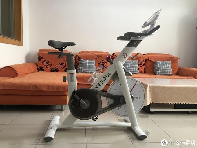 野小兽动感单车S1,宅家健身新选择