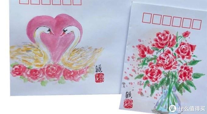 【2020】全年手绘封精品赏析【首日原地实寄封】