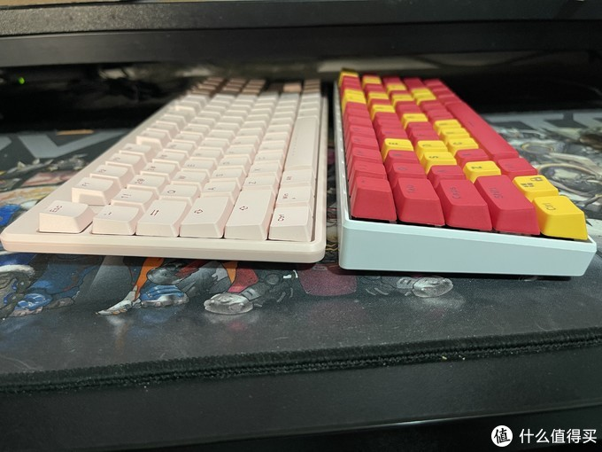 便携的平板伴侣-ikbc S200 2.4G+蓝牙双模无线机械键盘评测