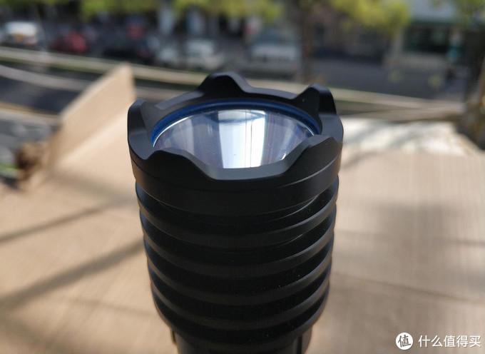 达文西之带振动提醒的手电—傲雷Warrior武士X Pro 战术手电