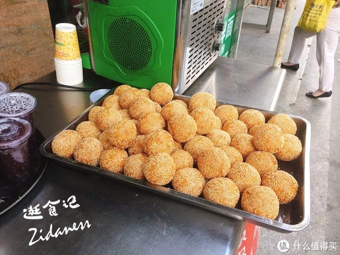 锅贴麻团虾籽馄饨,这家扬州地方名小吃,想要吃的值,还得碰运气