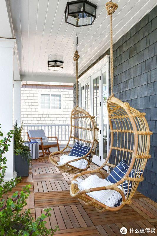 或朴素,或花哨,你家阳台地砖是哪种风格?