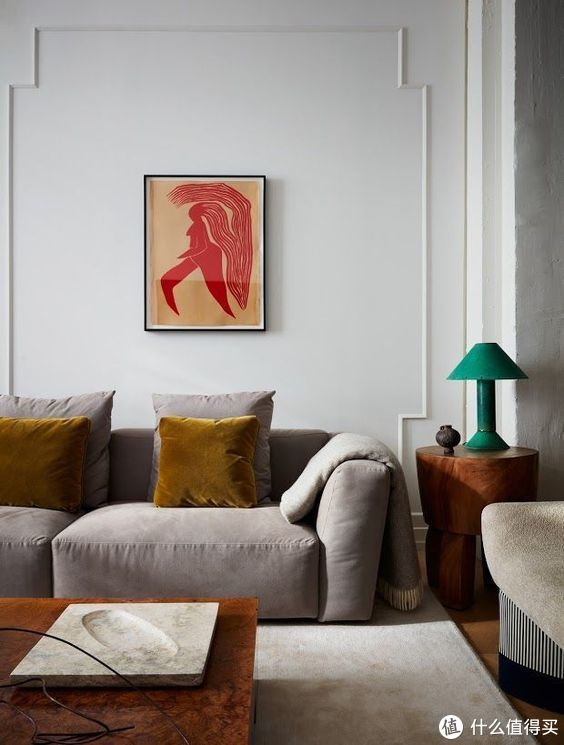 从简单到丰富,属于沙发背景墙的美学演绎