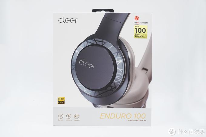 Cleer ENDURO 100头戴蓝牙耳机体验评测:高灵敏度无铁喇叭单元,低功耗超长续航