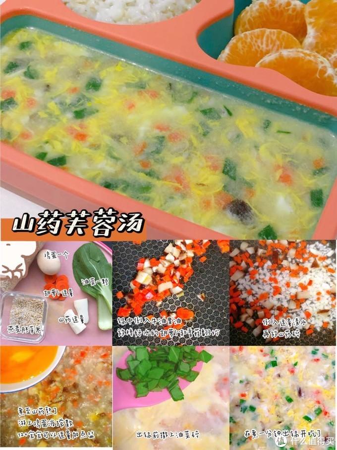 12m+ 宝宝辅食 不重样宝宝营养午餐晚餐合集