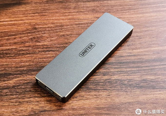 DIY大容量U盘超简单,只需这个59元的小盒子:优越者M.2硬盘盒