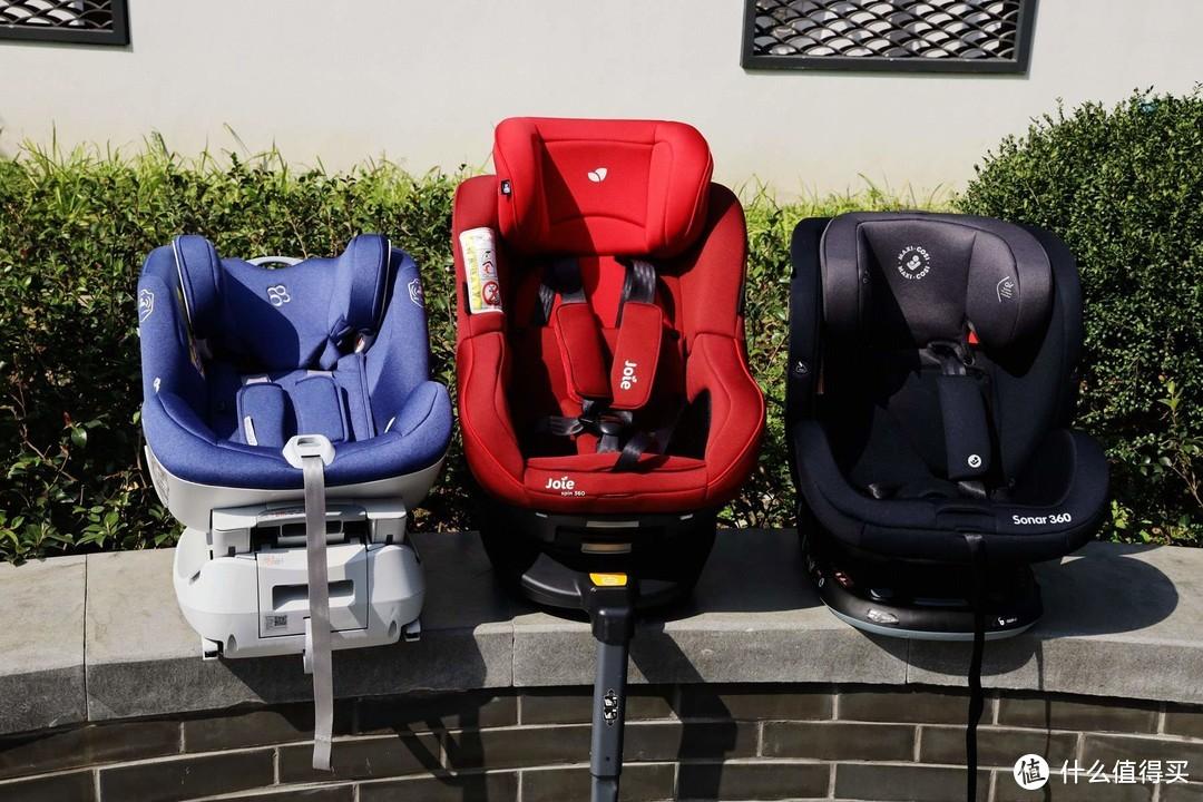 """什么?安全座椅还有""""假360°旋转""""!三款产品实测带您避坑"""