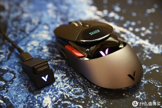 雷柏Rapoo VT960——疾速传感,动静随性