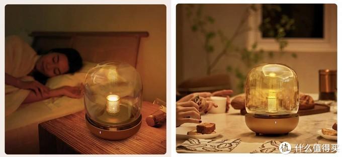 让家更温馨,美妙光和音:米典零蓝光音乐氛围灯