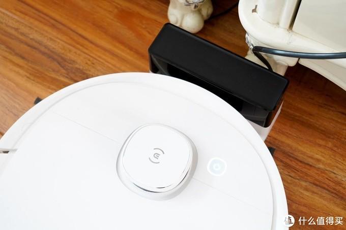 科沃斯扫地机器人地宝T9体验分享,清洁力超强还能给室内增香