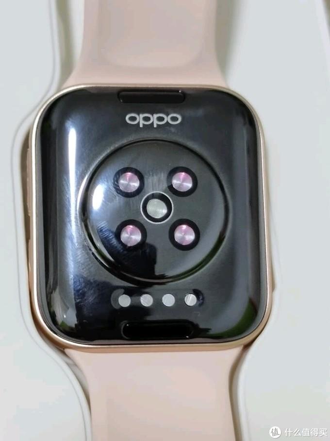 开箱OPPO watch