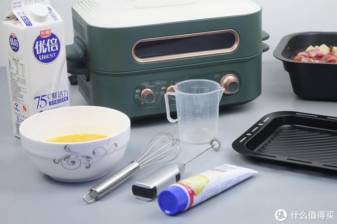 美的双子炉 | 没有烘焙功能的料理炉不是一个合格的料理炉