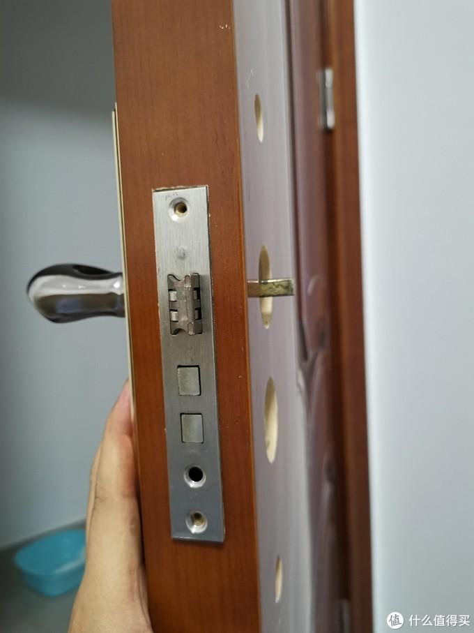 家用木门锁自己动手维修记