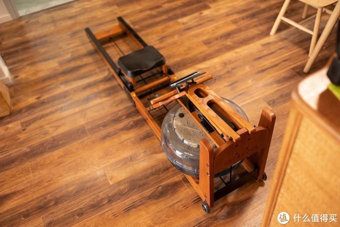 能折叠,用料满分,聊聊我入手的野小兽划船机