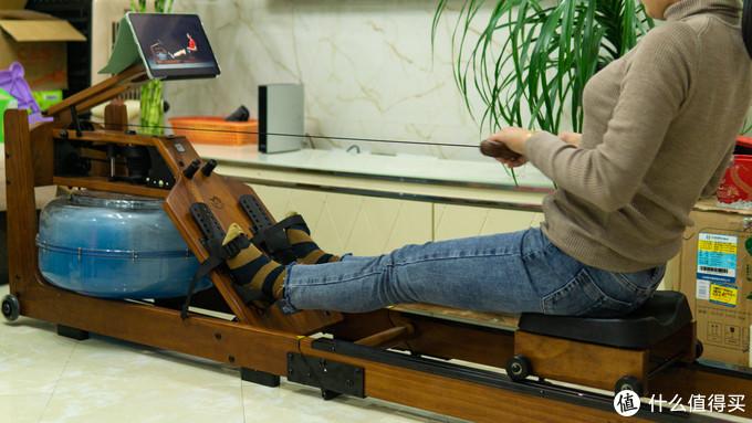 种草总统运动,在家轻松划船:野小兽 R30开箱体验