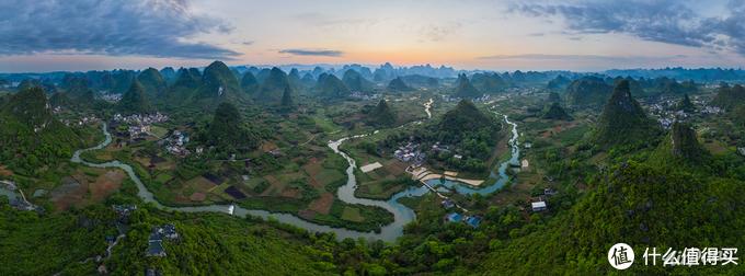 ▲ 中国 桂林山水