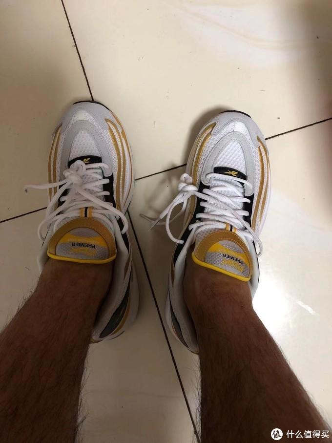 14年前的REEBOK顶级跑鞋 如今白菜价格