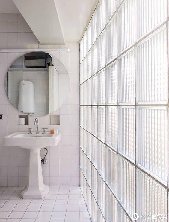 卫生间的逆袭,只要一个隔断就够了