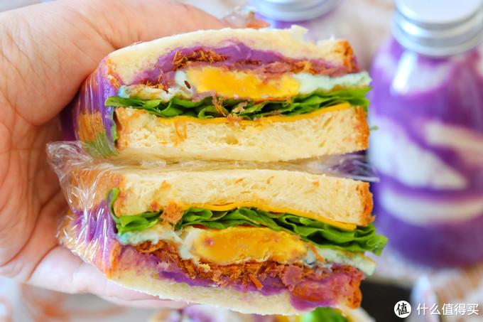 家有上学娃,早餐不糊弄,花样三明治,营养丰富味道赞,孩子喜欢