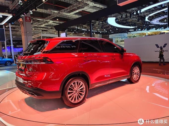 2021上海车展:长安欧尚X7 PLUS正式发布