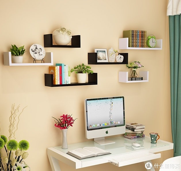 墙面空间别闲置,这样利用让家更美观!