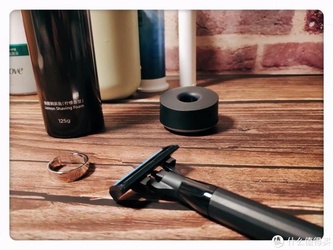 解锁唤醒H300-6手动剃须刀连锁反应