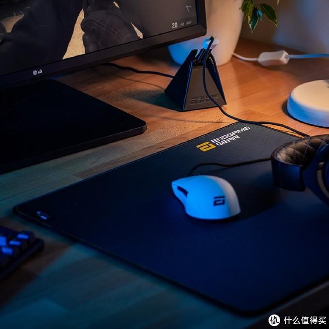 尼龙的逆袭 Endgame CORDURA材质游戏鼠标垫点评