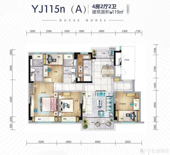 放下重复的设计,布置温暖格局,打造三代人共同的家①居住的设计理念