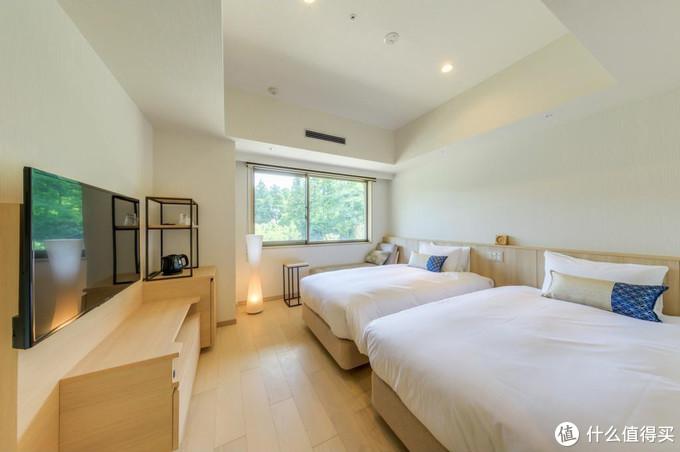 老人房-双床设计