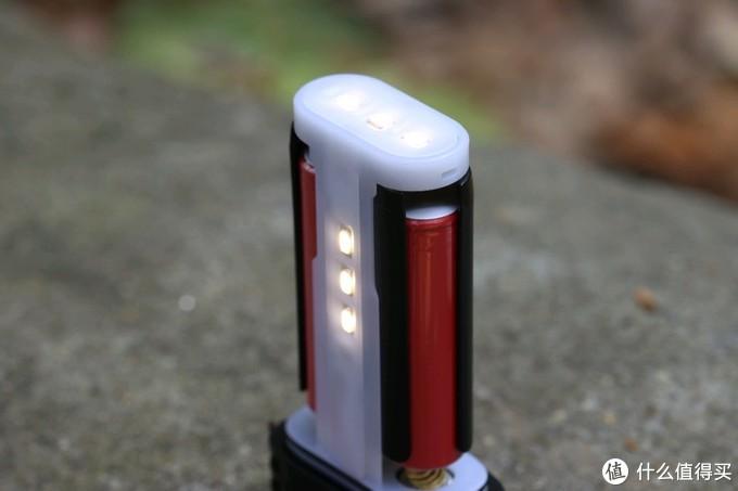 [流明实验室]生活好帮手:奈特科尔LR60 PLUS掌中宝营地灯测评