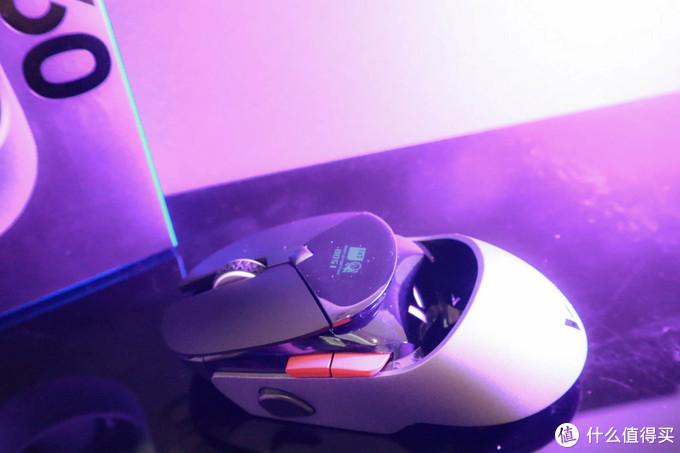 雷柏年度旗舰 | 雷柏VT960无线电竞鼠标评测