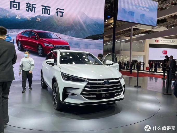 2021上海车展:补贴后18.98万元起 比亚迪唐DM-i正式上市