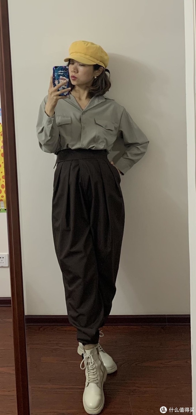 中年小仙女的赛博朋克风穿搭,均价百元有点酷帅
